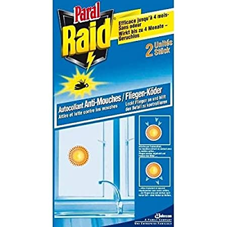 Raid anti fly sun x2 stickers stickers unit price sending fast