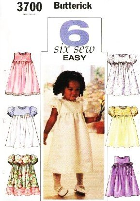 easy sew dresses for toddlers - 7