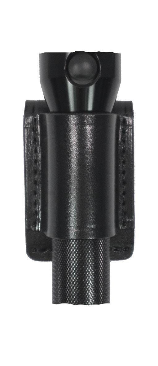 Gould & Goodrich B676-2 Flashlight Holder, Black, Size 2 by Gould & Goodrich