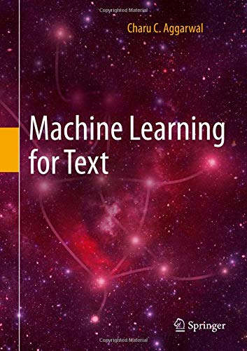 Download Machine Learning for Text pdf epub