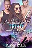 An Unexpected Triad (Copper Creek Pack Book 4)