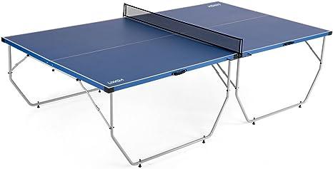 Lixada Plegable Portátil Mesa de Tenis Mesa de Ping Pong 108