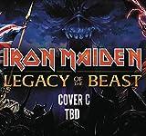 IRON MAIDEN LEGACY OF THE BEAST #3 (OF 5) CVR C GORDER