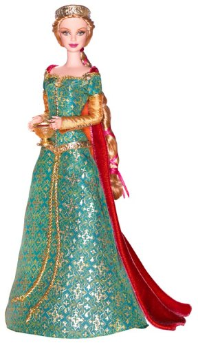 Barbie Legends of Ireland Collection The Spellbound Lover