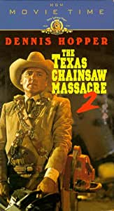 The Texas Chainsaw Massacre 2 [VHS]