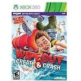 Wipeout Create Crash X360