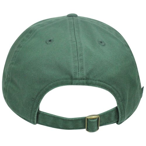 NCAA Michigan State Spartans EZ Twill Garment Wash Felt Sun Buckle Hat Cap