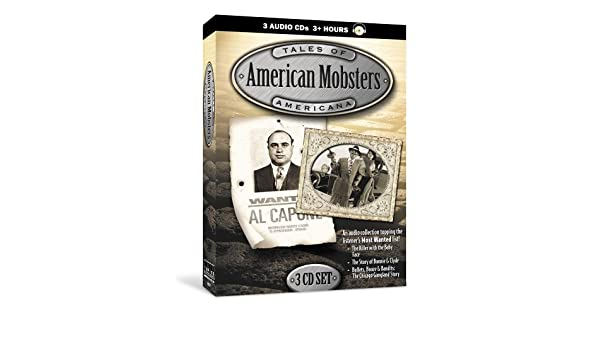 Tales of Americana- American Mobsters: Radio Theatre LLC