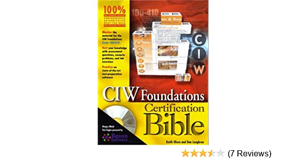 CIW 1D0-510 Exam: CIW v5 Foundations Exam