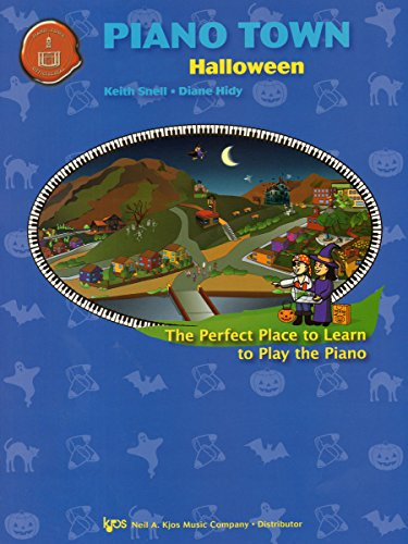 MP151 - Piano Town - Halloween - Level 1 -