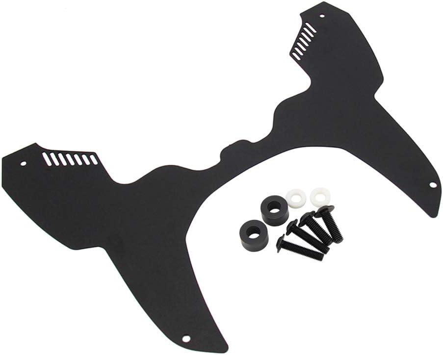 LQNB Deflettore Updraft per Parabrezza Moto per CRF1100L CRF 1100 L Africa Twin Adventure Sports 2020
