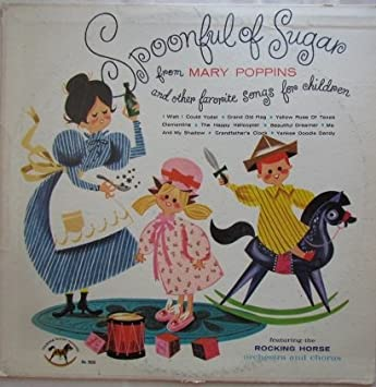 Image result for spoonfulof sugar