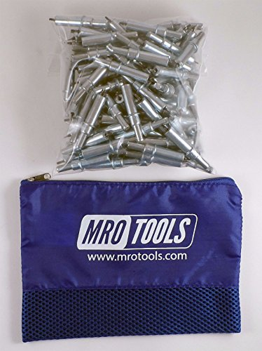 Metal Fasteners w/ Mesh Carry Bag (K2S100-3/32) ()