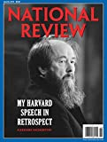 Magazine Subscription National Review (110)  Price: $119.76$29.50($1.23/issue)