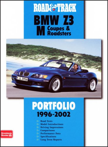 Road & Track BMW Z3 M Coupes & Roadsters (Road and Track Portfolio)