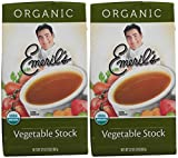 Emeril's All Natural Organic Stock - Vegetable - 32 oz