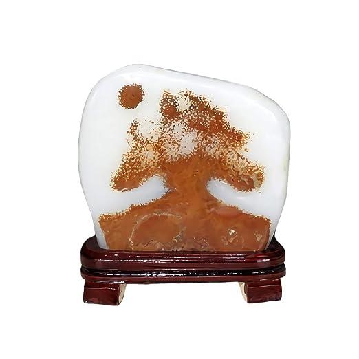 Escritorio Feng Shui Ornamentos de Jade Mesa de Joyas Originales ...
