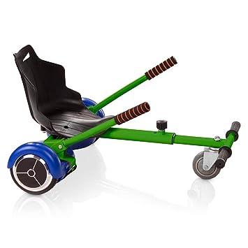 CHANDRU Kart-Cha Silla para Patinete eléctrico Color Negro ...