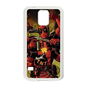 Red T.N.T Nosiod Cell Phone Case for Samsung Galaxy S5