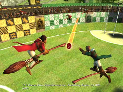 Harry Potter Book Release Dates Timeline : Harry potter quidditch world cup playstation countdown
