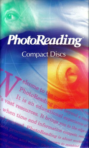 PhotoReading Personal Learning Course (8 CDs)