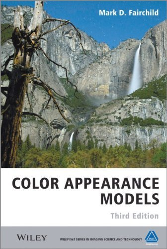 By Mark D. Fairchild Color Appearance Models (3rd Third Edition) [Hardcover] ebook