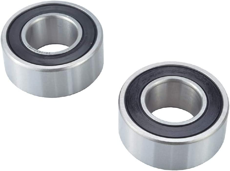 All Balls Racing Front//Rear Wheel Bearing Kit 25-1536