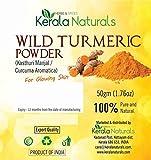 Wild Turmeric - Kasthuri Manjal: For Glowing Skin - 100 gm (100)