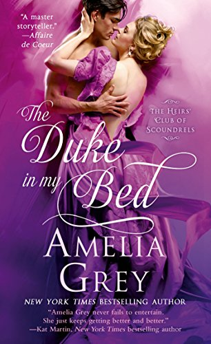book cover of The Duke In My Bed