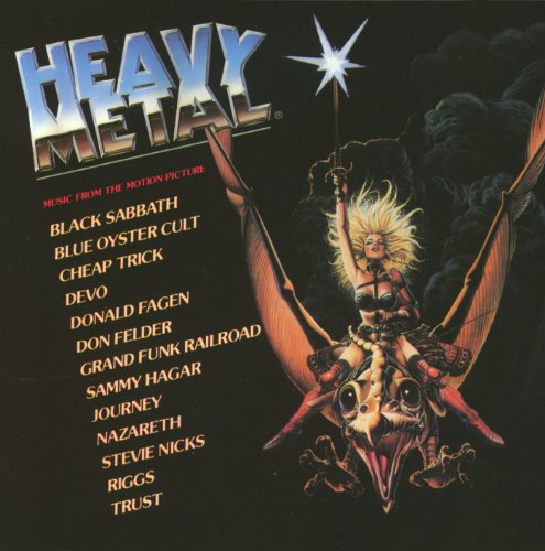 Heavy Metal: Music From The Motion Picture ()