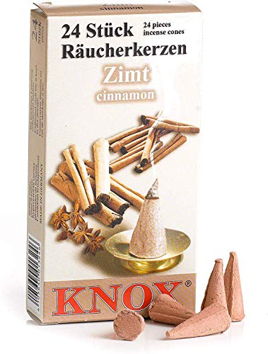 KNOX Cinnnamon Scented Incense