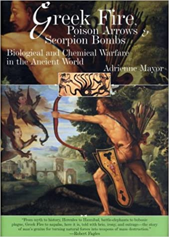 ??BETTER?? Greek Fire, Poison Arrows & Scorpion Bombs: Biological And Chemical Warfare In The Ancient World. closed Ratings Target escaner about cierto often