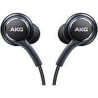 Official Samsung Galaxy S8 / S8+ Handsfree Headphones/Earphones - Tuned by AKG/Harman Kardon - Black (EO-IG955BSEGWW…