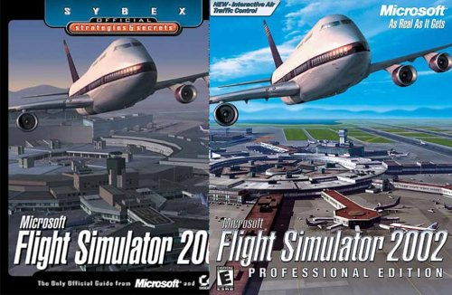 Microsoft Flight Sim 2002: Professional Edition (with Free