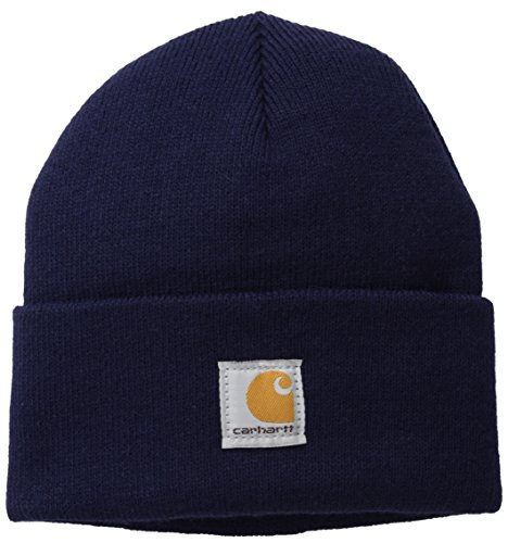 Carhartt Youth Acrylic Watch Hat, Peacoat, Toddler