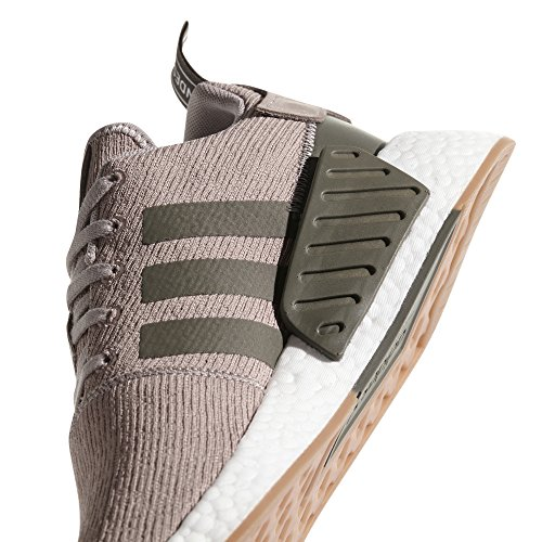 Adidas Original NMD_R2 Sneaker tecnology Boost Scarpe da Uomo. CG3384, BY9314, BY9915, Vapour Grey/Tech Earth
