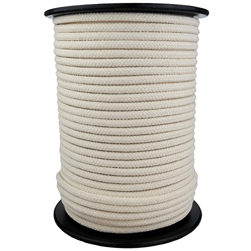 Braided 1811 Polypropylene Rope PP 2mm 100m Black