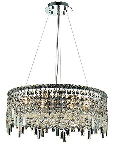 Amazon.com: Elegante araña iluminación elegante Maxim ...
