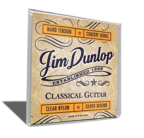 Dunlop DCV121H Concert SE Set Of 6 Strings, Hard Tension