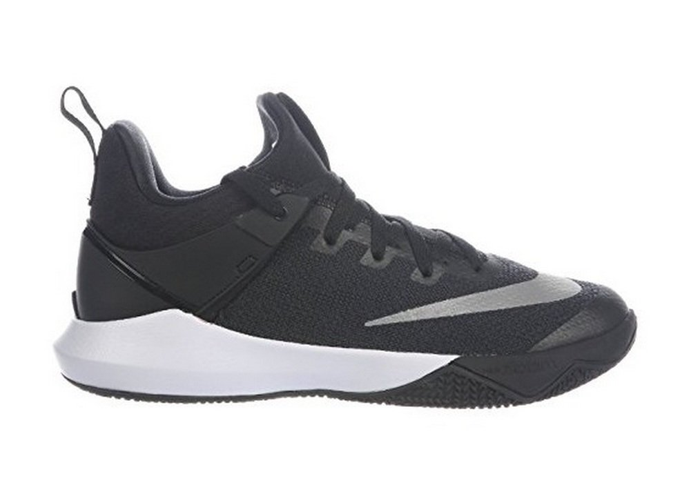 new styles 870d6 53949 Galleon - NIKE Men s Zoom Shift Black White Basketball Shoes 8.5 D(M) US