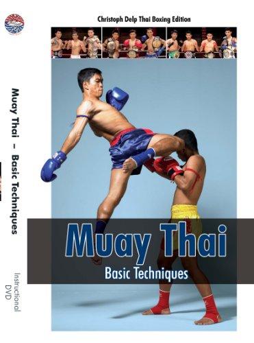 Muay Thai DVD - Basic Techniques (Muay Thai Training)