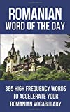 Romanian Word of the Day%3A 365 High Fre