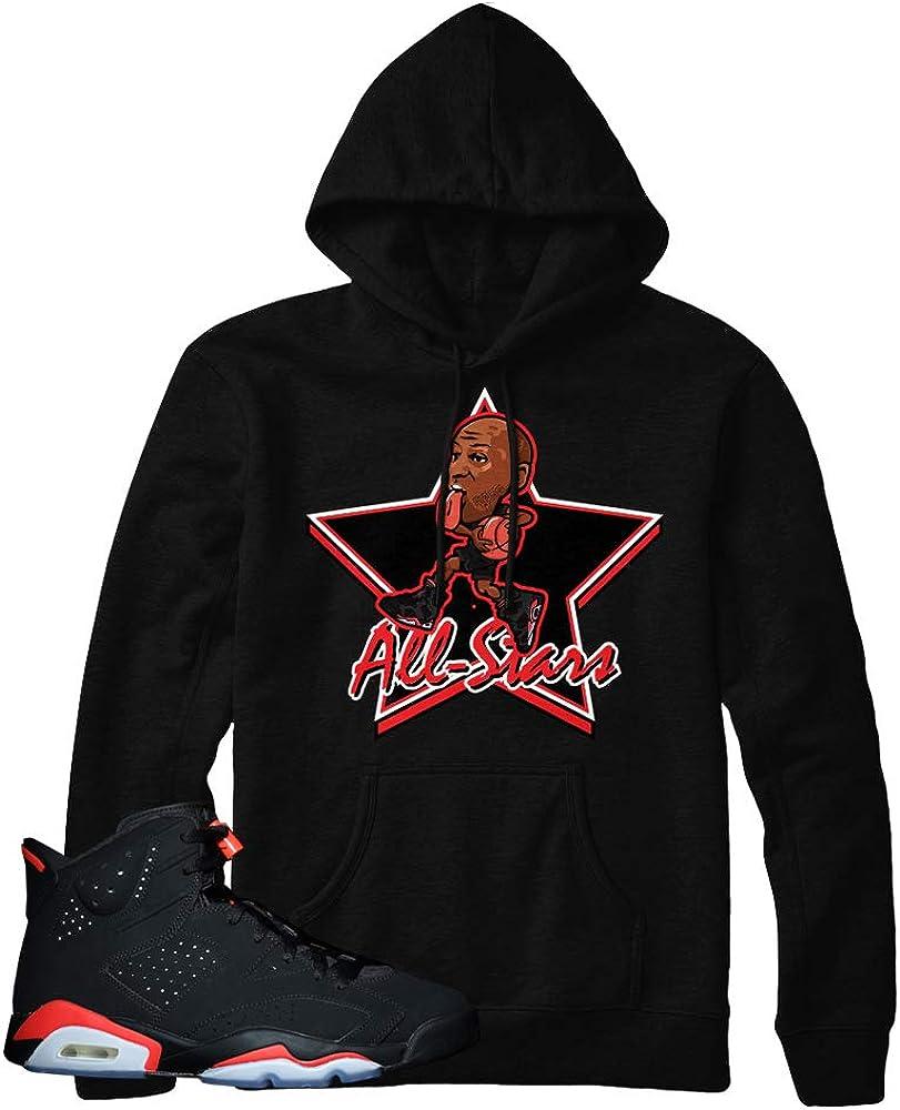 Match Jordan 6 Infrared Sneakers