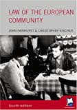 img - for Law of the European Community (Foundation Studies in Law Series) book / textbook / text book