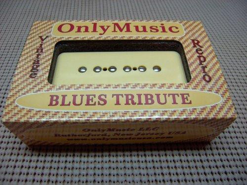 ONLYMUSIC BLUES TRIBUTE P90 SOAP BAR VINTAGE REPRODUCTION NECK PICKUP