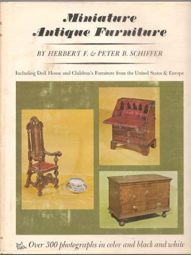 Miniature Antique (Miniature Antique Furniture)