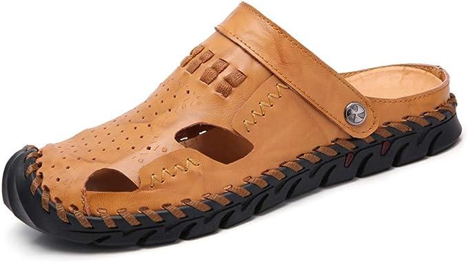 Ropa de confort Sandalias al aire libre for hombres Zapatos ...