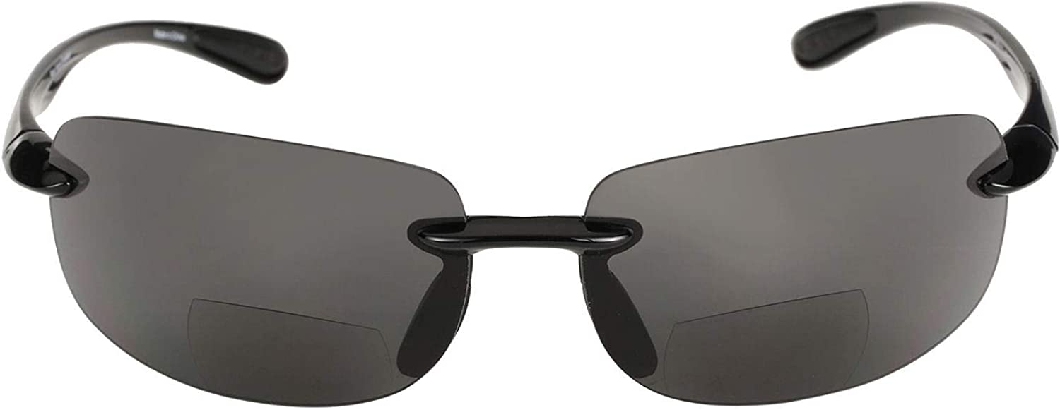Costa Del Mar Galveston Polarized Bi-Focal Sunglass Readers 4 color/&Power Option