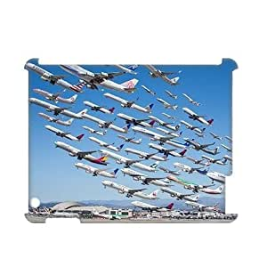 Custom In 2014 American Photography Prize Case for Ipad 2,3,4 with 8 hours of plane departures yxuan_8982798 at xuanz