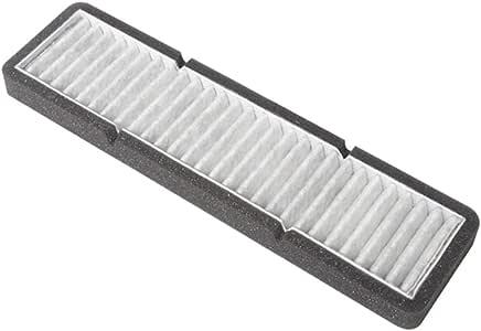 Fayeille Filtro de Entrada de Aire purificador de Aire práctico Auto Fieltro Aire Acondicionado de Repuesto Profesional Duradero Accesorios carbón Activo fácil ...